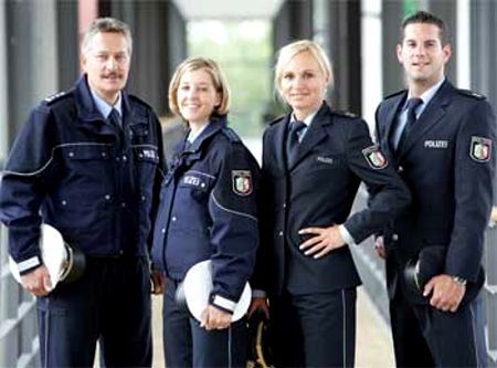 informationen fr bewerber fr den polizeivollzugsdienst in nordrhein westfalen - Polizei Nrw Bewerbung